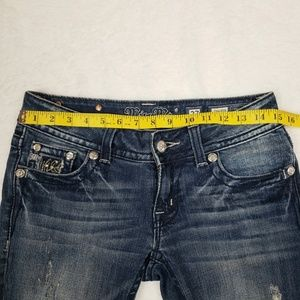 Miss Me Jeans - Miss Me jeans, Bootcut, sz 27.